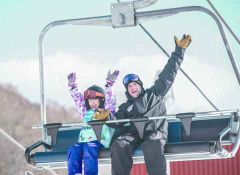 エドベンチャー&エレベートスノースポーツ