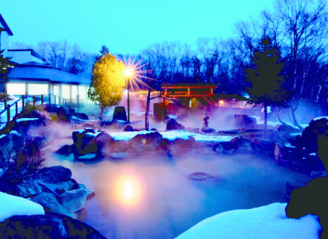 温泉ホテル ニセコグランドホテル