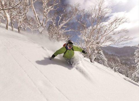 Niseko WOW Ski School / Golf Lounge / Fitness Studio
