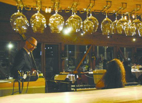 ヴィラ ルピシア レストラン